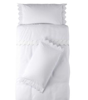 宜家被套和2个枕套-艾尔文-布罗德(200*150cm)艾尔文-布罗德