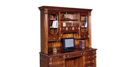 纯美世家办公书桌燃情岁月系列HK-3272BT-04-05HK-3272BT-04-05