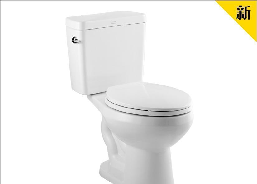 美标分体座厕智家II加长型CP-2898.102CP-2898.102