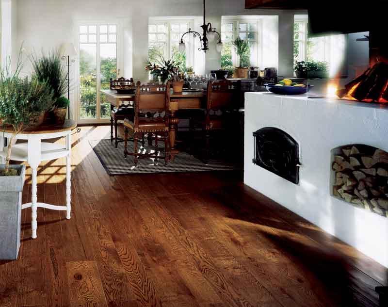 圣象新实木康树系列KS6178阿伯丁橡木实木地板KS6178阿伯丁橡木