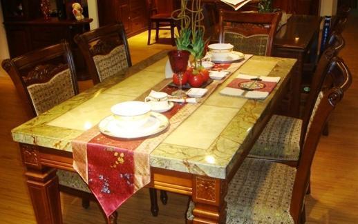 谷氏餐厅家具-餐桌餐椅G-5G-5