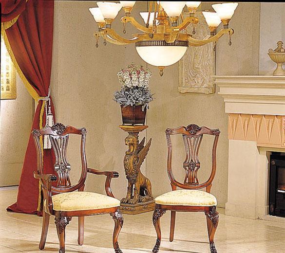 大风范餐椅香舍梵纳系列X-82121 X-82121