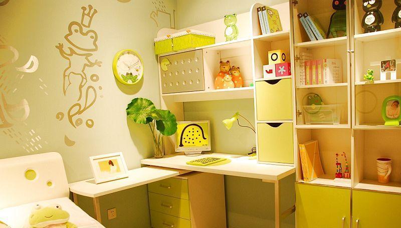 多喜爱儿童家具电脑桌组合书桌8M05+8U018M05+8U01