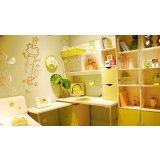 多喜爱儿童家具电脑桌组合书桌8M05+8U01