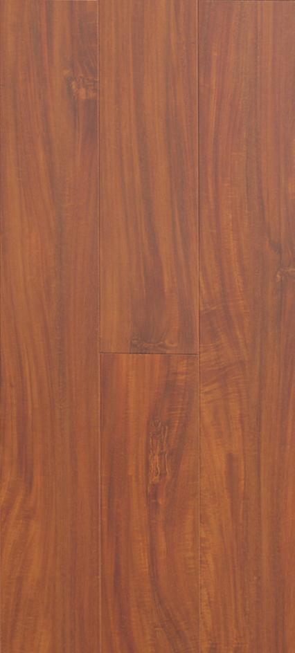 光益哑光模压系列YM3005红檀木强化地板YM3005