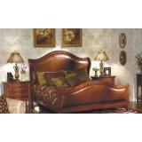 大风范家具路易十六卧室系列LV-850-1床头柜