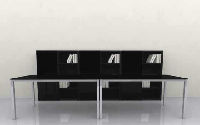 挪亚家书桌组合D087CD087C
