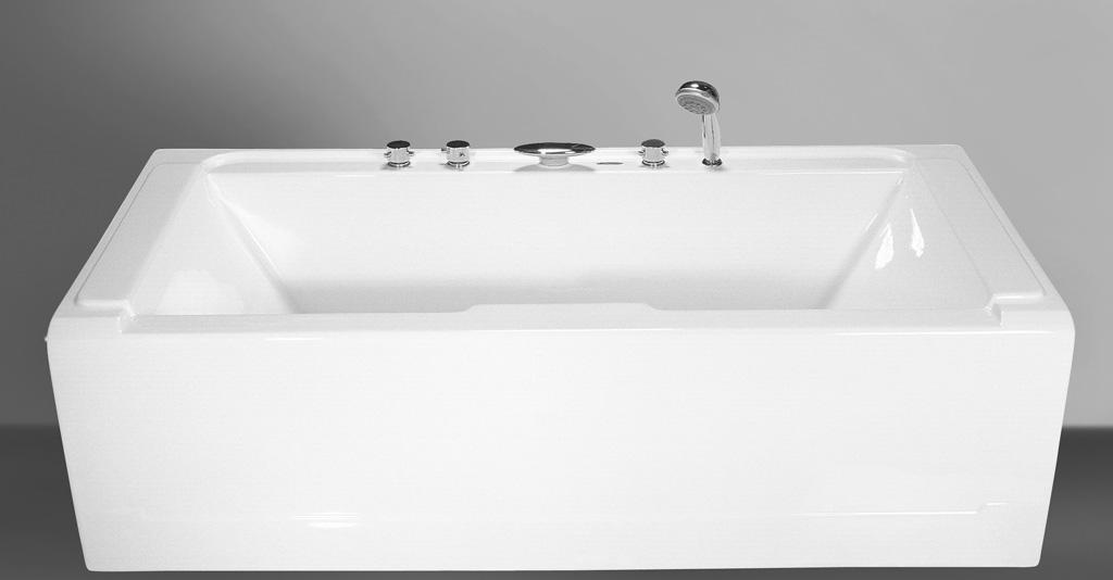 东鹏豪华型摩登亚克力独立浴缸BD20ABD20A