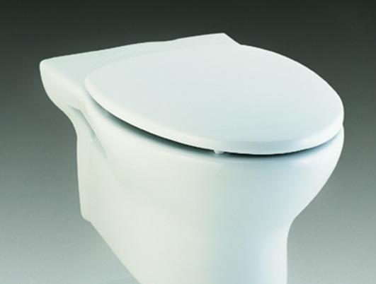 乐家卫浴乔治亚系列挂墙式座厕(阻尼欧乐盖板)3-3-46417..0