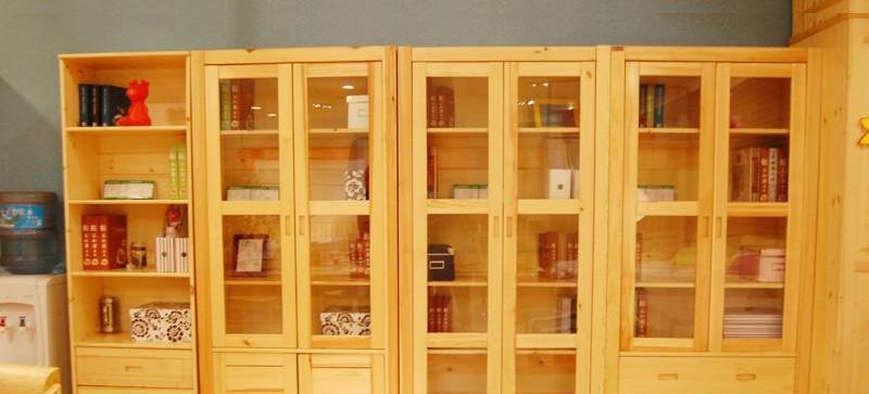 名松屋AS-35035书柜四件套AS-35035