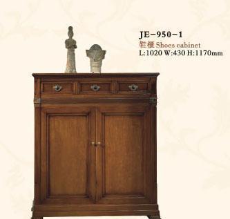 大风范家具积家传奇客厅系列JE-950-1鞋柜JE-950-1鞋柜