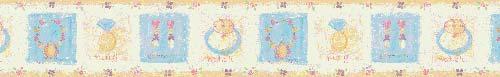 布鲁斯特壁纸腰线追梦宝贝II-530B40172B530B40172B