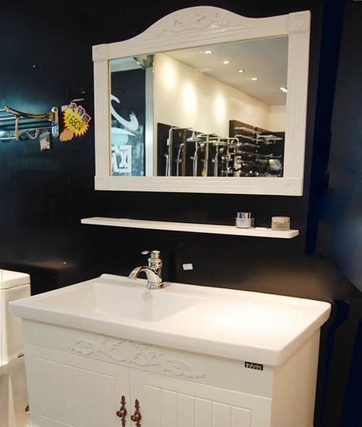 欧贝尔PVC组合浴室柜8213#