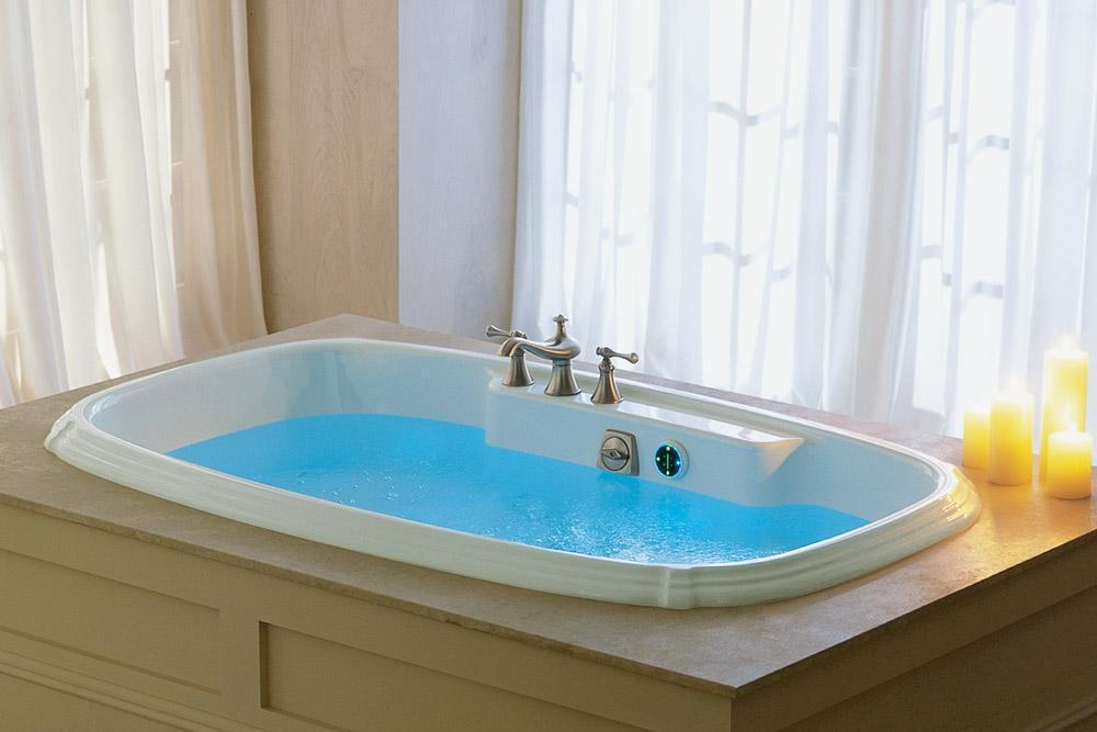 科勒-珀特勒 体验型泡泡浴缸K-1457T-GK-1457T-G