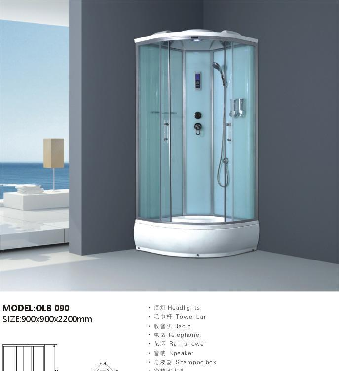 欧罗芭整体淋浴房OLB090OLB090