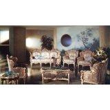 罗浮居意大利SILIK家具F1-43-015-D09沙发