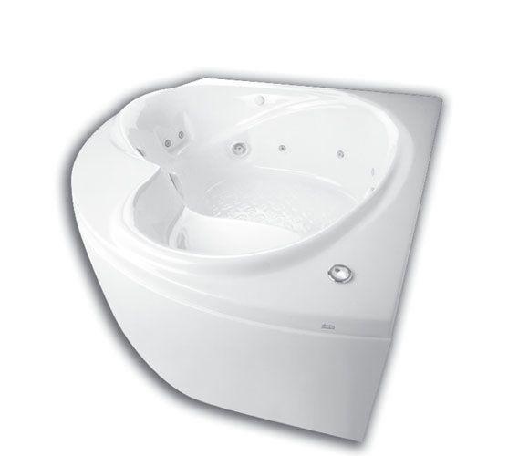 美标带龙头三角有裙边按摩浴缸沙婉娜系列CT-65ACT-65A2.009