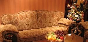圣洛克古典家具-布艺沙发<br />