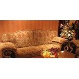 圣洛克古典家具-布艺沙发