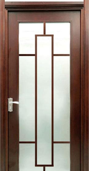 康吉KB-08实木复合门