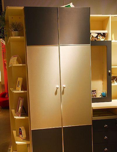 我爱我家儿童家具FD08-K*2双门衣柜FD08-K*2