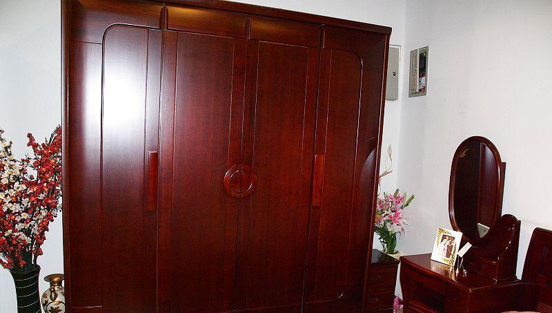 光明卧室家具四门衣柜086-2198a-210086-2198a-210