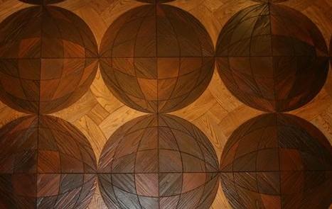 安然踏步p600-346#多层实木复合地板