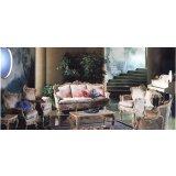 罗浮居意大利SILIK家具F1-43-015-D07沙发