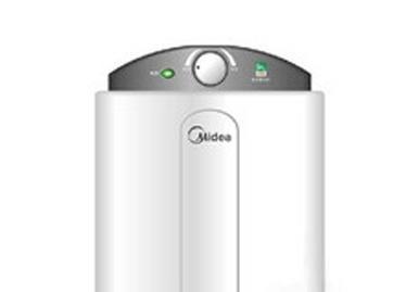 美的F06-12A(S)(6L )热水器(电)F06-12A(S)