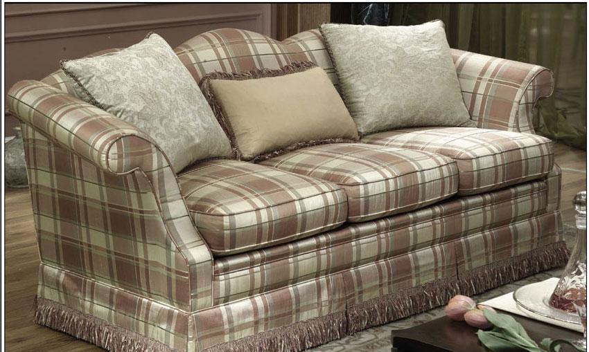 梵思豪宅客厅家具FH5060SF3p沙发FH5060SF3p