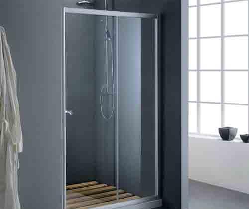 杜菲尼镶嵌型平开门DL5667简易淋浴房DL5667