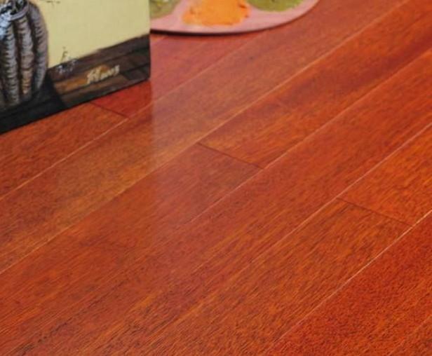 四合实木复合地板-T3系列-印茄木