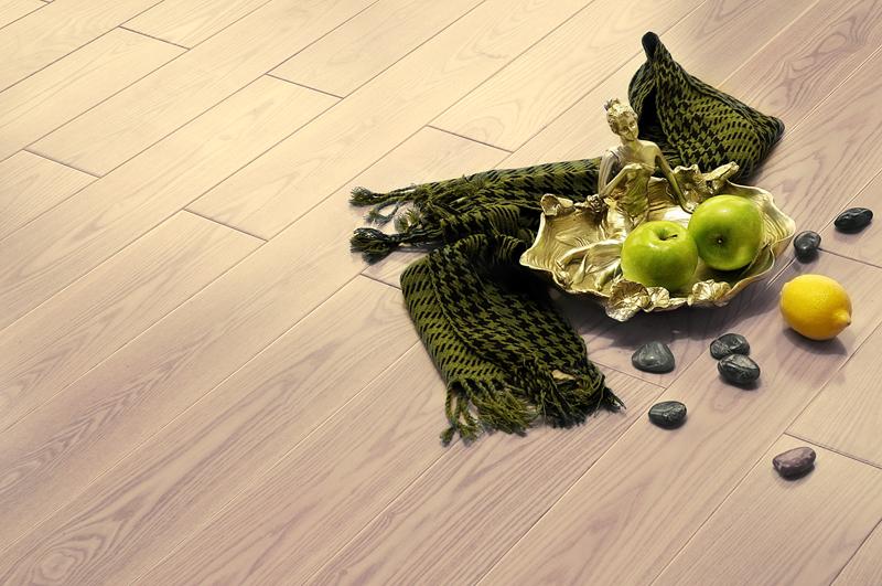 贝亚克地板-青花瓷系列-Q1012白蜡木
