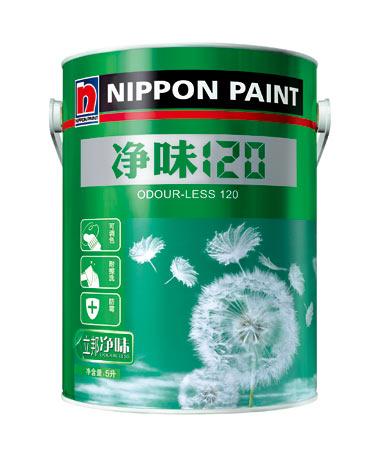 墙面漆净味120