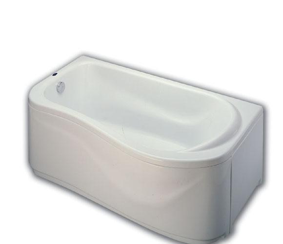 美标1.5M左裙气泡按摩浴缸艾万思系列CT-6530.00CT-6530.007