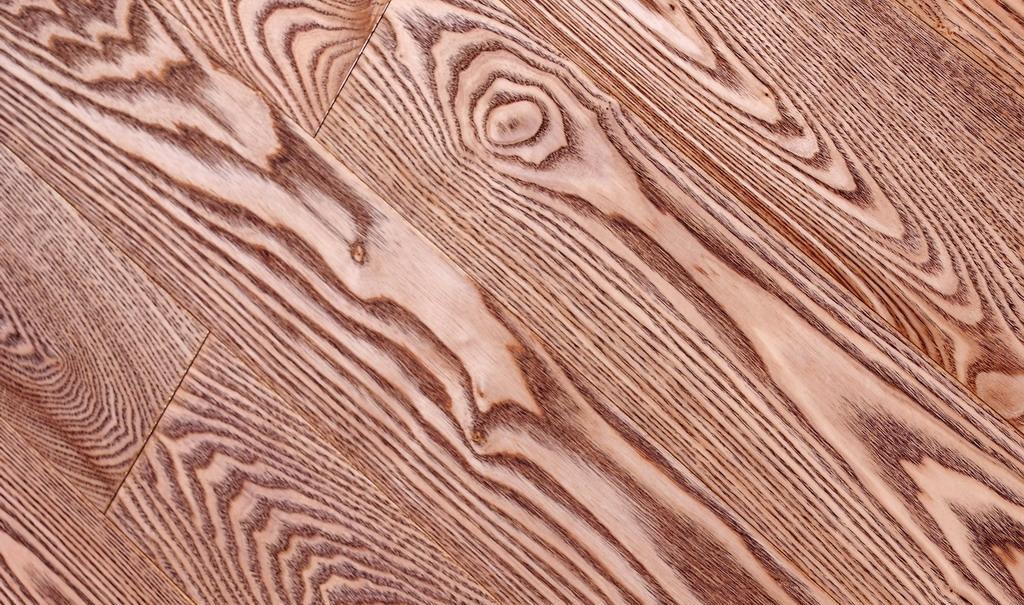 上臣实木地板白腊木系列12-G-3