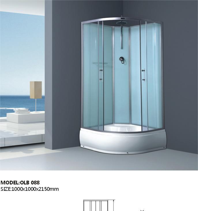 欧罗芭整体淋浴房OLB088OLB088