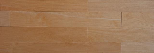 富林实木复合地板A007数码王白影金檀白影金檀