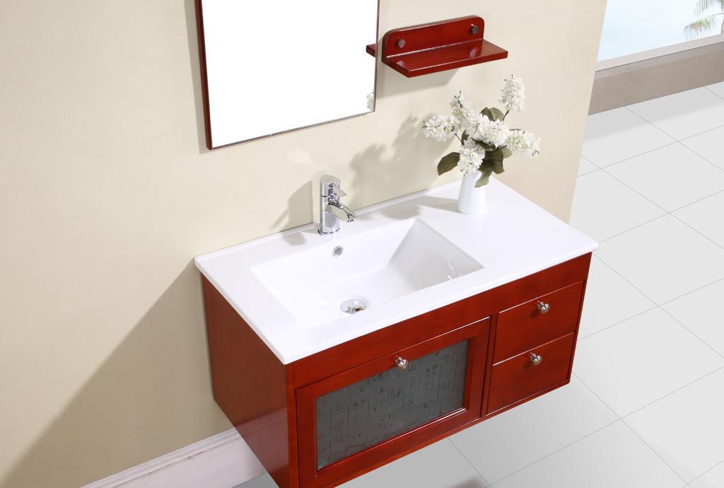 欧益OE-N902-2浴室柜(配托架)