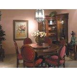 大风范家具路易十六餐厅系列LV-721-2餐椅