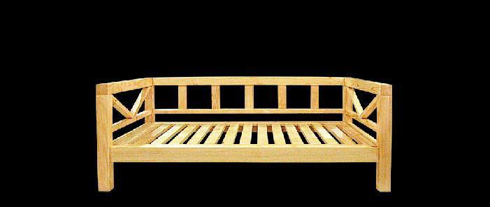 贵人缘K01-2松木沙发K01-2