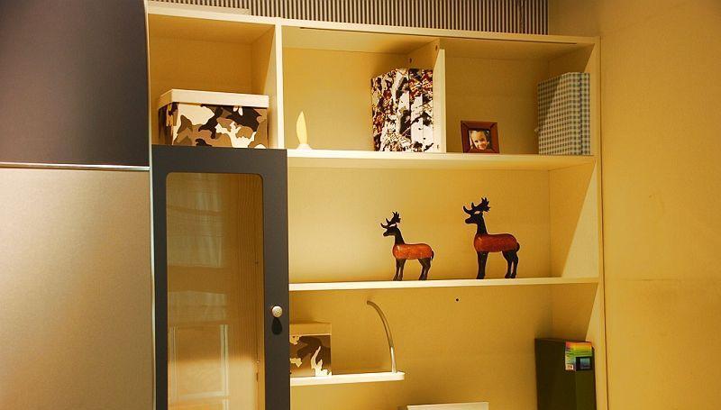 我爱我家儿童家具FU22A02-14书架FU22A02-14