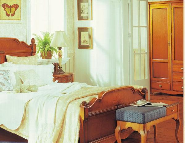 大风范家具洛可可卧室系列RC-820床前凳RC-820床前凳