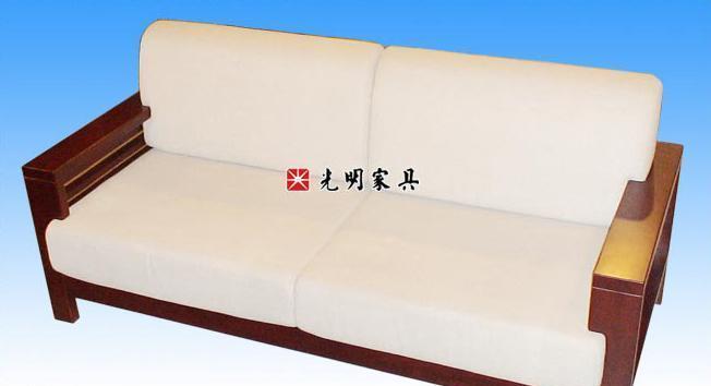 光明家具001-3805-1960长三人沙发001-3805-1960