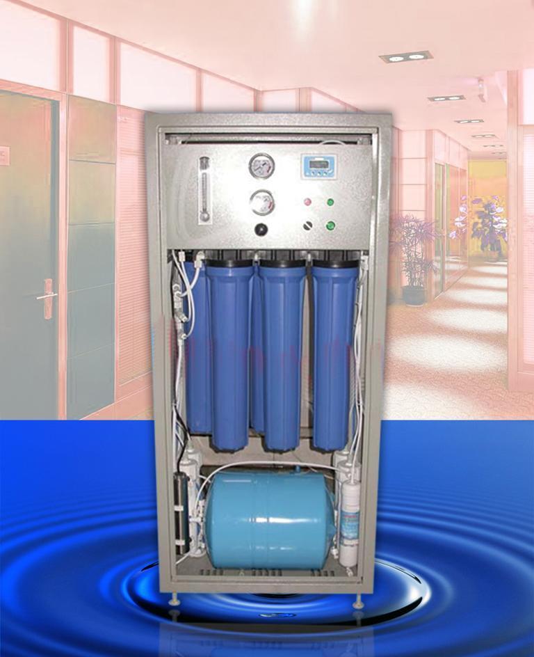 康迪KD -RO-SW-3/100G豪华低柜商用纯水机KD -RO-SW-3/100G