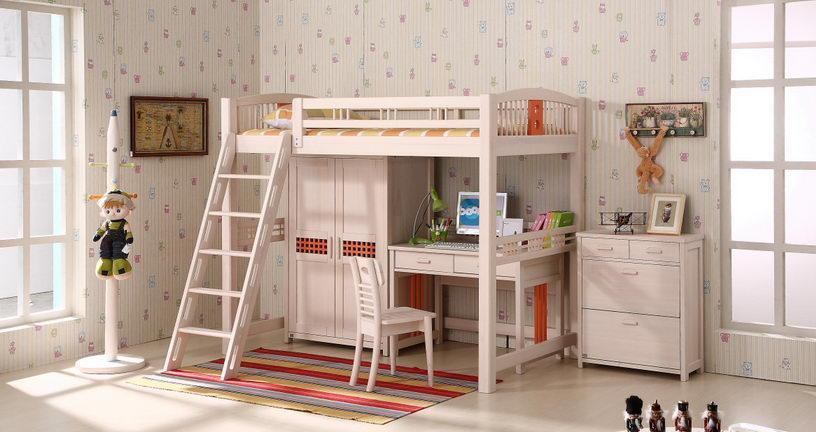 图图佳佳儿童套房图图王子系列王子的书房