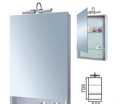 派尔沃M1116浴室柜(镜柜)M1116