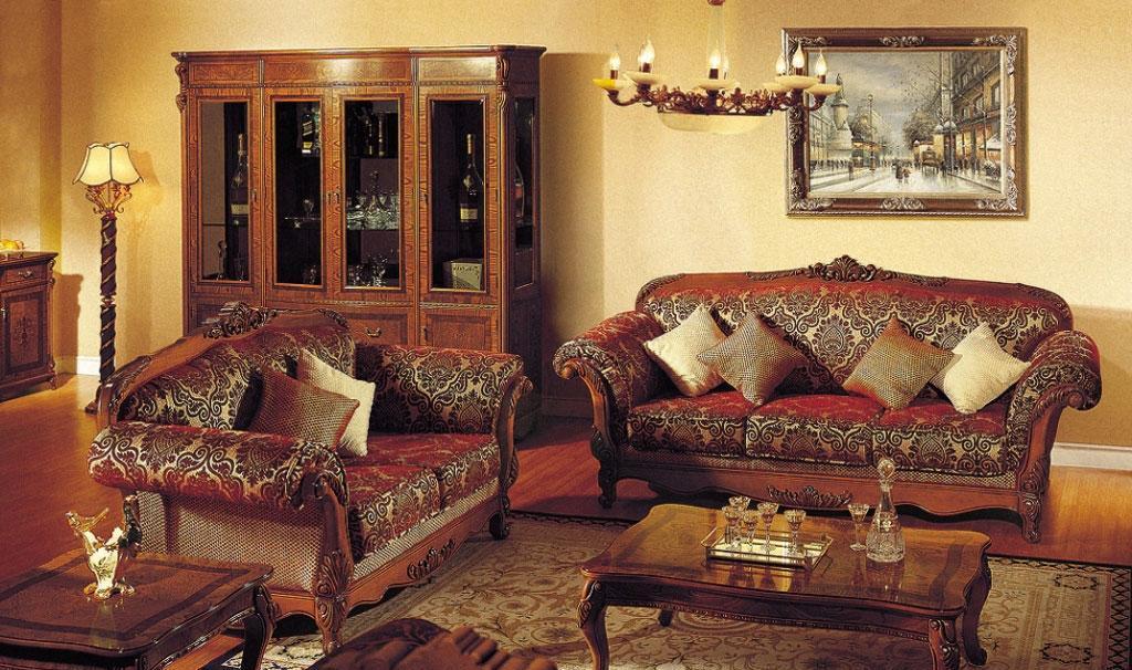 罗浮居客厅家具卡尔尼系列套餐卡尔尼系列