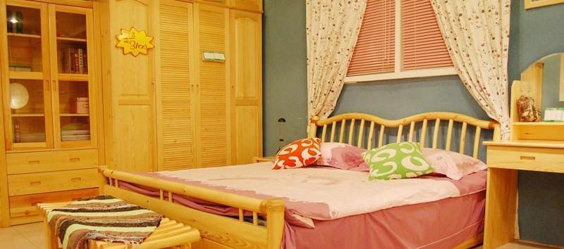 名松屋1.8米高箱床+床尾凳AS-15019AS-15019