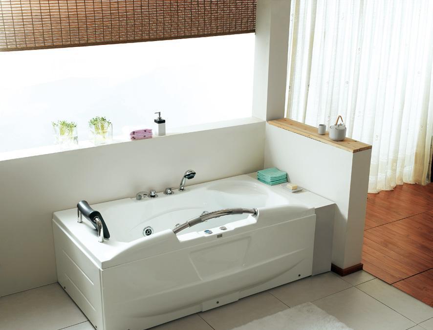 卫欧卫浴按摩浴缸VG-8207VG-8207